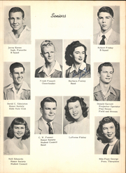 Page 17, 1947 Edition, Lufkin High School - Fang Yearbook (Lufkin, TX) online yearbook collection