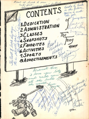 Page 5, 1947 Edition, Lufkin High School - Fang Yearbook (Lufkin, TX) online yearbook collection