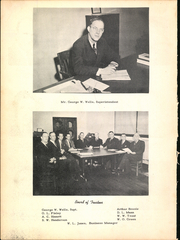 Page 8, 1947 Edition, Lufkin High School - Fang Yearbook (Lufkin, TX) online yearbook collection