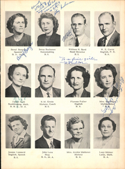 Page 9, 1947 Edition, Lufkin High School - Fang Yearbook (Lufkin, TX) online yearbook collection