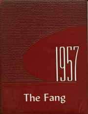 1957 Edition, Lufkin High School - Fang Yearbook (Lufkin, TX)