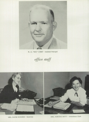 Page 12, 1957 Edition, Lufkin High School - Fang Yearbook (Lufkin, TX) online yearbook collection