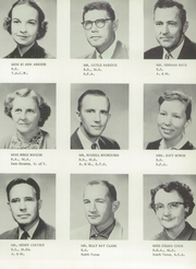 Page 13, 1957 Edition, Lufkin High School - Fang Yearbook (Lufkin, TX) online yearbook collection
