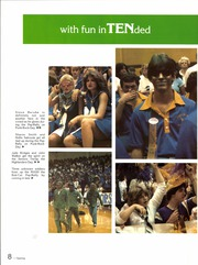 Page 12, 1982 Edition, Jersey Village High School - Falcon Yearbook (Houston, TX) online yearbook collection