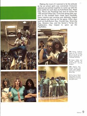 Page 13, 1982 Edition, Jersey Village High School - Falcon Yearbook (Houston, TX) online yearbook collection