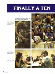 Page 8, 1982 Edition, Jersey Village High School - Falcon Yearbook (Houston, TX) online yearbook collection
