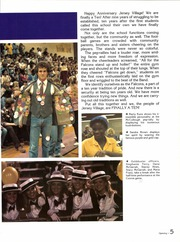 Page 9, 1982 Edition, Jersey Village High School - Falcon Yearbook (Houston, TX) online yearbook collection
