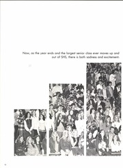 Page 16, 1973 Edition, Southwest High School - Yee Haw Yearbook (Fort Worth, TX) online yearbook collection