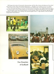 Page 6, 1974 Edition, Southwest High School - Yee Haw Yearbook (Fort Worth, TX) online yearbook collection