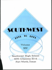Page 5, 1981 Edition, Southwest High School - Yee Haw Yearbook (Fort Worth, TX) online yearbook collection