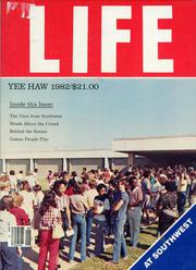 Southwest High School - Yee Haw Yearbook (Fort Worth, TX) online yearbook collection, 1982 Edition, Page 1