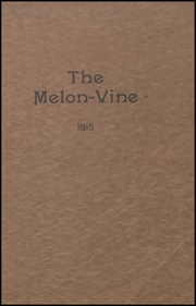 Page 7, 1915 Edition, Weatherford High School - Melon Vine Yearbook (Weatherford, TX) online yearbook collection