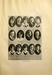 Page 15, 1918 Edition, Weatherford High School - Melon Vine Yearbook (Weatherford, TX) online yearbook collection
