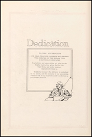 Page 12, 1921 Edition, Weatherford High School - Melon Vine Yearbook (Weatherford, TX) online yearbook collection