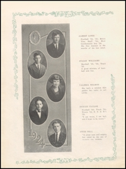 Page 36, 1924 Edition, Weatherford High School - Melon Vine Yearbook (Weatherford, TX) online yearbook collection
