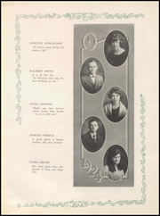 Page 39, 1924 Edition, Weatherford High School - Melon Vine Yearbook (Weatherford, TX) online yearbook collection