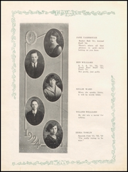 Page 40, 1924 Edition, Weatherford High School - Melon Vine Yearbook (Weatherford, TX) online yearbook collection