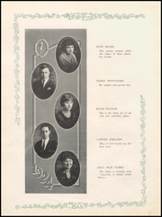 Page 42, 1924 Edition, Weatherford High School - Melon Vine Yearbook (Weatherford, TX) online yearbook collection