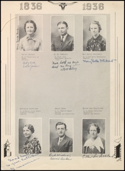 Page 13, 1936 Edition, Weatherford High School - Melon Vine Yearbook (Weatherford, TX) online yearbook collection
