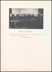 Page 10, 1940 Edition, Weatherford High School - Melon Vine Yearbook (Weatherford, TX) online yearbook collection