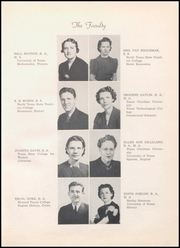 Page 13, 1940 Edition, Weatherford High School - Melon Vine Yearbook (Weatherford, TX) online yearbook collection