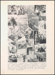 Page 17, 1940 Edition, Weatherford High School - Melon Vine Yearbook (Weatherford, TX) online yearbook collection
