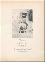 Page 5, 1940 Edition, Weatherford High School - Melon Vine Yearbook (Weatherford, TX) online yearbook collection