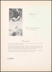 Page 6, 1940 Edition, Weatherford High School - Melon Vine Yearbook (Weatherford, TX) online yearbook collection