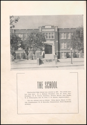 Page 12, 1942 Edition, Weatherford High School - Melon Vine Yearbook (Weatherford, TX) online yearbook collection