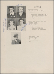 Page 12, 1946 Edition, Weatherford High School - Melon Vine Yearbook (Weatherford, TX) online yearbook collection