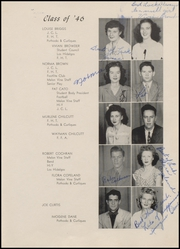 Page 15, 1946 Edition, Weatherford High School - Melon Vine Yearbook (Weatherford, TX) online yearbook collection