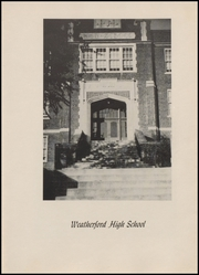 Page 7, 1946 Edition, Weatherford High School - Melon Vine Yearbook (Weatherford, TX) online yearbook collection