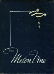 Page 1, 1951 Edition, Weatherford High School - Melon Vine Yearbook (Weatherford, TX) online yearbook collection
