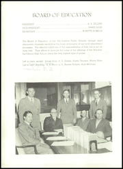Page 10, 1951 Edition, Weatherford High School - Melon Vine Yearbook (Weatherford, TX) online yearbook collection