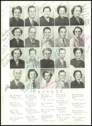 Page 12, 1951 Edition, Weatherford High School - Melon Vine Yearbook (Weatherford, TX) online yearbook collection
