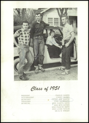 Page 14, 1951 Edition, Weatherford High School - Melon Vine Yearbook (Weatherford, TX) online yearbook collection