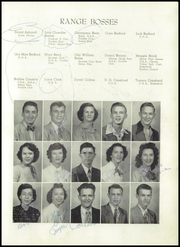 Page 15, 1951 Edition, Weatherford High School - Melon Vine Yearbook (Weatherford, TX) online yearbook collection