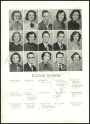 Page 16, 1951 Edition, Weatherford High School - Melon Vine Yearbook (Weatherford, TX) online yearbook collection