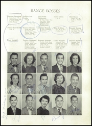 Page 17, 1951 Edition, Weatherford High School - Melon Vine Yearbook (Weatherford, TX) online yearbook collection