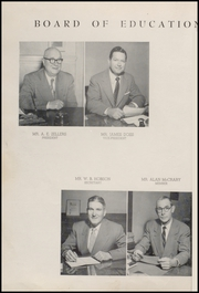 Page 12, 1953 Edition, Weatherford High School - Melon Vine Yearbook (Weatherford, TX) online yearbook collection