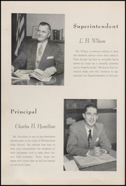 Page 14, 1953 Edition, Weatherford High School - Melon Vine Yearbook (Weatherford, TX) online yearbook collection