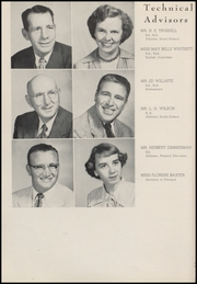 Page 16, 1955 Edition, Weatherford High School - Melon Vine Yearbook (Weatherford, TX) online yearbook collection