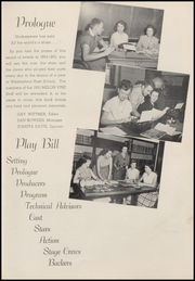 Page 9, 1955 Edition, Weatherford High School - Melon Vine Yearbook (Weatherford, TX) online yearbook collection