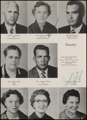Page 14, 1958 Edition, Weatherford High School - Melon Vine Yearbook (Weatherford, TX) online yearbook collection