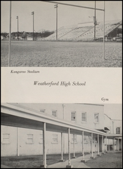 Page 8, 1958 Edition, Weatherford High School - Melon Vine Yearbook (Weatherford, TX) online yearbook collection