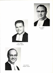 Page 15, 1966 Edition, Antonian College Preparatory High School - Warrior Yearbook (San Antonio, TX) online yearbook collection