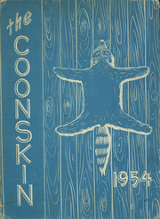 Page 1, 1954 Edition, Frisco High School - Coonskin Yearbook (Frisco, TX) online yearbook collection