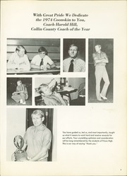 Page 5, 1974 Edition, Frisco High School - Coonskin Yearbook (Frisco, TX) online yearbook collection