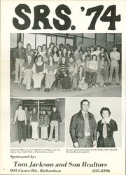 Page 8, 1974 Edition, Frisco High School - Coonskin Yearbook (Frisco, TX) online yearbook collection