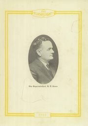 Page 11, 1922 Edition, Abilene High School - Flashlight Yearbook (Abilene, TX) online yearbook collection
